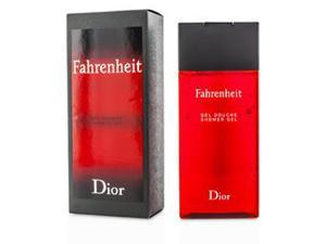 Fahrenheit Shower Gel 200ml/6.8oz