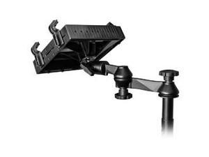 RAM Mount No-Drill Laptop Mount f/Chevy Silverado 1500/2500/3500 Suburban Tahoe GMC Sierra 1500/2500/3500
