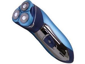 VIVITAR PG-3000BL AquaFlex Waterproof Triple-Head Rotary Shaver