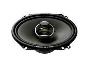 """PIONEER TS-D6802R 6"""" x 8"""" D-Series 260-Watt 2-Way Speakers"""