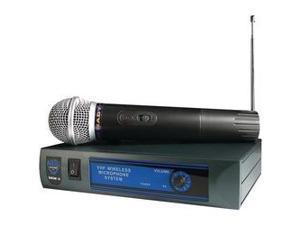 NADY DKW-3 HT/B 185.150 Mhz Handheld Wireless Cardioid Dynamic Microphone System