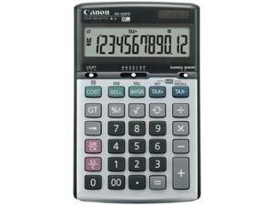 CANON 8508A013 KS1200TS Solar & Battery-Powered 12-Digit Calculator