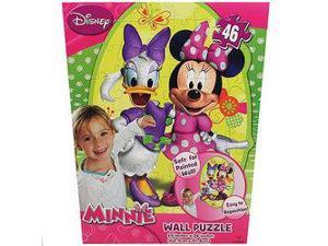 Disney Minnie Mouse Wall Puzzle [46 Pieces]