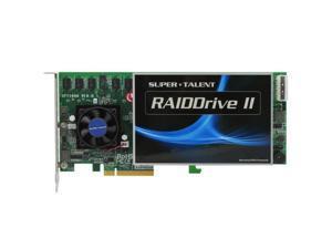Super Talent RAIDDrive II 480GB RAID0 PCI Express x8 Solid State Drive (MLC)
