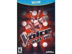 The Voice: I Want You - Nintendo Wii U (Software Only)