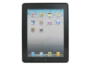 XtremeMac Tuffwrap Shine Case for iPad 2, 3 & 4 (Black Stripe)