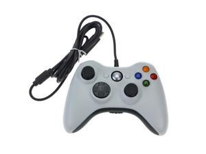 Wemelody Wired USB Game Pad Controller For MICROSOFT Xbox 360 (Grey)
