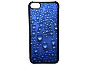 Water Drops [Hard Case] - iPod Touch 6th Generation Black Case  [iPod 6 V2 Black]