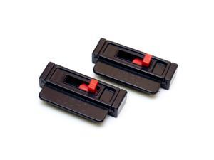 LooPo Seat Belt Tension Adjuster (2-Pack) - black