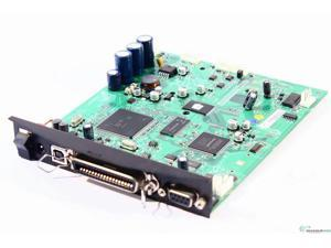 ZEBRA G105910-050 LP/TLP2844-Z 403371-001 LOGIC MAIN BOARD PARALLEL USB & RS-232