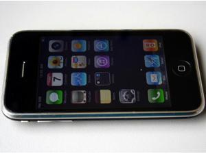 Apple iPhone 3G A1241 8GB Black AT&T Locked Smartphone Cell Phone MB702LL/A MB046LL/A