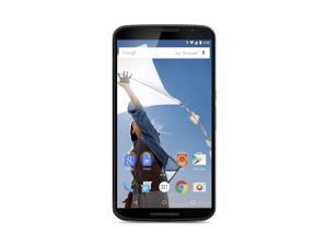 Motorola Nexus 6 Unlocked Cellphone, 64GB, Cloud White (U.S. Warranty)