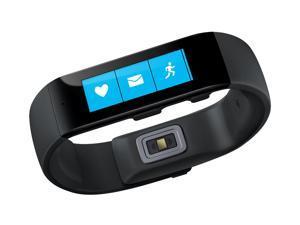 Microsoft Band, Medium (4M5-00002) Smart Watch Smartwatch wrist band