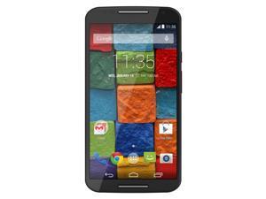 Motorola Moto X (2nd generation) Unlocked Cellphone, 16GB, Black Soft Touch Cell Phone SmartPhone Phone