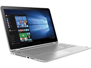 "HP - ENVY x360 2-in-1 15.6"" Touch-Screen Laptop - Intel Core i5 - 8GB Memory - 1TB Hard Drive - Natural Silver m6-w103dx Touchscreen laptop"