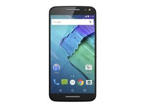 Moto X Pure Edition Unlocked Smartphone, 64 GB Black (U.S. Warranty) Smart Phone Cell Motorola