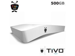 TiVo - Bolt 500GB Unified Entertainment System - 4K Ultra HD - White TCD849500