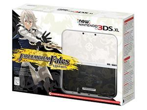 Nintendo 3DSXL - Fire Emblem Fates Edition - Nintendo 3DS Video Game Console System 3DS XL