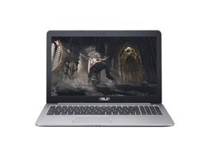 ASUS K501UW-AB78 15.6-inch Full-HD Gaming Laptop (Intel Core i7, GTX 960M, 8GB DDR3, 512GB SSD) Glacier Grey Notebook PC Computer
