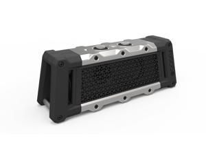 FUGOO Tough - Portable Rugged Bluetooth Wireless Go Anywhere Speaker Waterproof Shockproof Mud-proof Snow-proof