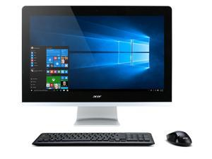 Acer Aspire AIO Desktop, 23.8-inch Full HD, Core i5-6400T, NVIDIA 940M, 8GB DDR4, 1TB HDD, Win10, AZ3-715-UR61 PC Computer with Keyboard and Mouse