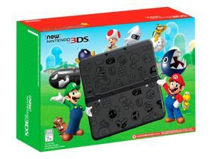 Nintendo 3DS Super Mario Black Edition - Nintendo 3DS