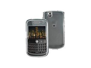 OEM Verizon Snap-On Case for BlackBerry Bold 9650 / Tour 9630 (Clear) (Bulk Packaging)