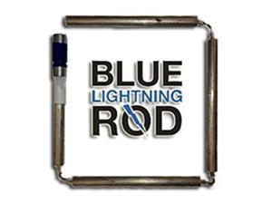 Blue Lightning Magnesium Flexible Anode Rods, Nipple Fitting, 44""