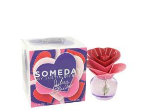Someday by Justin Bieber for Women - Eau De Parfum Spray 1.7 oz