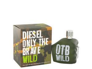 Only The Brave Wild by Diesel for Men - Eau De Toilette Spray 4.2 oz