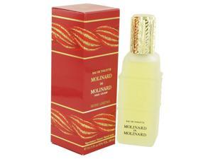 MOLINARD DE MOLINARD by Molinard for Women - Eau De Toilette Spray 3.4 oz