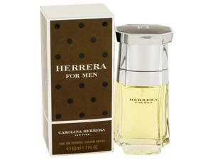 CAROLINA HERRERA by Carolina Herrera for Men - Eau De Toilette Spray 1.7 oz