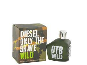 Only The Brave Wild by Diesel for Men - Eau De Toilette Spray 2.5 oz