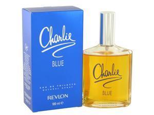 CHARLIE BLUE by Revlon for Women - Eau De Toilette Spray 3.4 oz