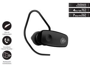 HyperGear V360 Mini MultiPoint Wireless Bluetooth Headset for Samsung Galaxy S2 S3 S4 S5 S6 S6 Edge / Edge+ Bundle w eStoreTronics Brand Amercian Flag Sticker