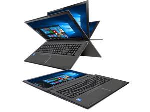 "Toshiba Satellite Radius 15 Touchscreen Core i7-5500U Dual-Core 2.4GHz 8GB 256GB SSD 15.6"" 4K Convertible Notebook"