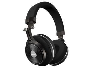 Bluedio T3(Turbine 3rd) Wireless Bluetooth 4.1 Stereo Headphones - Black