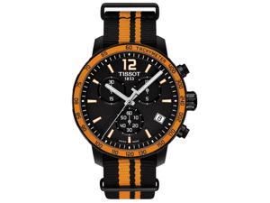 Tissot Quickster Nylon Chronograph Mens Watch T0954173705700