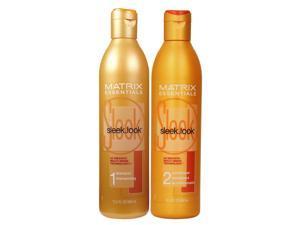 Sleek Look Shampoo & Conditioner 13.5 fl Oz (Duo)