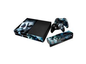eXtremeRate® Zombie Removable Sticker Skin Decal Cover For Xbox One Kinect Console Controller