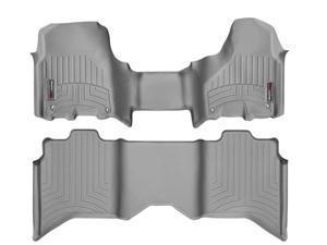 WeatherTech 464771-462163 Digital Fit Floor Liners