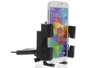 Aleratec CD Car Mount Holder for iPhone, Samsung Galaxy S Smartphone