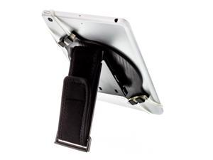 Aleratec 2-in-1 Tablet Desktop Stand And Hand Holder Strap Fit Up To 10.1in