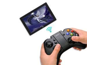 Wireless Bluetooth 3.0 Game Controller Gamepad Joystick for Iphone 6 Plus 5s 5 4s iPad Air Samsung Galaxy S6 S5 Note 5 4 Sony Xperia HTC One LG Google Nexus and Other Smartphone and Tablets