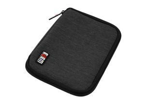 Mini Earphone Data Cables USB Flash Drives Travel Case Digital Storage Bag