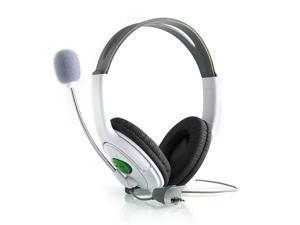 Live Big Headset Headphone With Microphone for XBOX 360 Xbox360 Slim