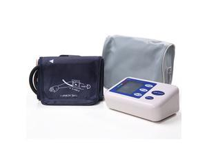 USA STOCK Digital Arm Blood Pressure Upper Automatic Monitor Automatic power-off Heart Beat Meter Blood pressure Monitor LCD