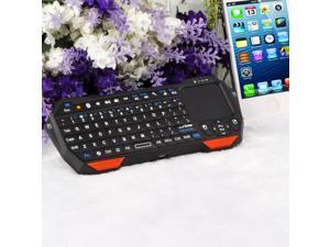 USA STOCK Mini Wireless Bluetooth 3.0 Keyboard Mouse Touchpad for Windows Android iOS