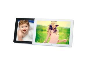 "15"" LED HD High Resolution Digital Picture Photo Frame + Remote Controller"