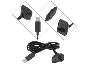 Xbox 360 Gaming Controller Cable USB Charging Cable USB Charger For Xbox 360 Wireless Game Controller